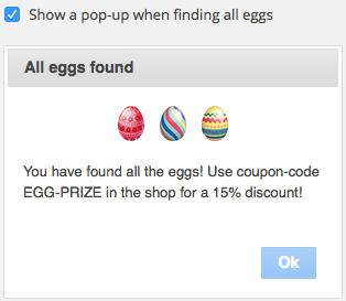 pop-up all eggs